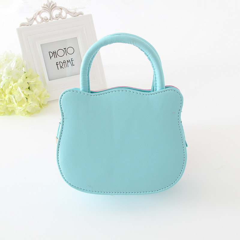 3edaffc8b3 One Piece Lovely Hello Kitty Pu Handbags