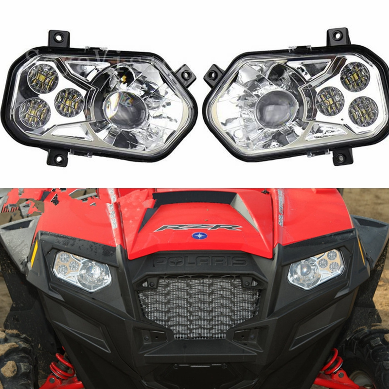 Led Headlight Bulbs For Polaris Ranger For Polaris Ranger
