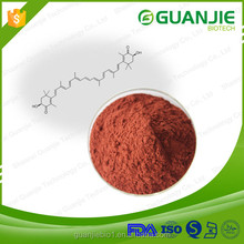 Factory Supply Pure Astaxanthin Powder,Astaxanthin Price