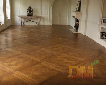 Italian Style Parquetry Engineered Wood Parquet Flooring