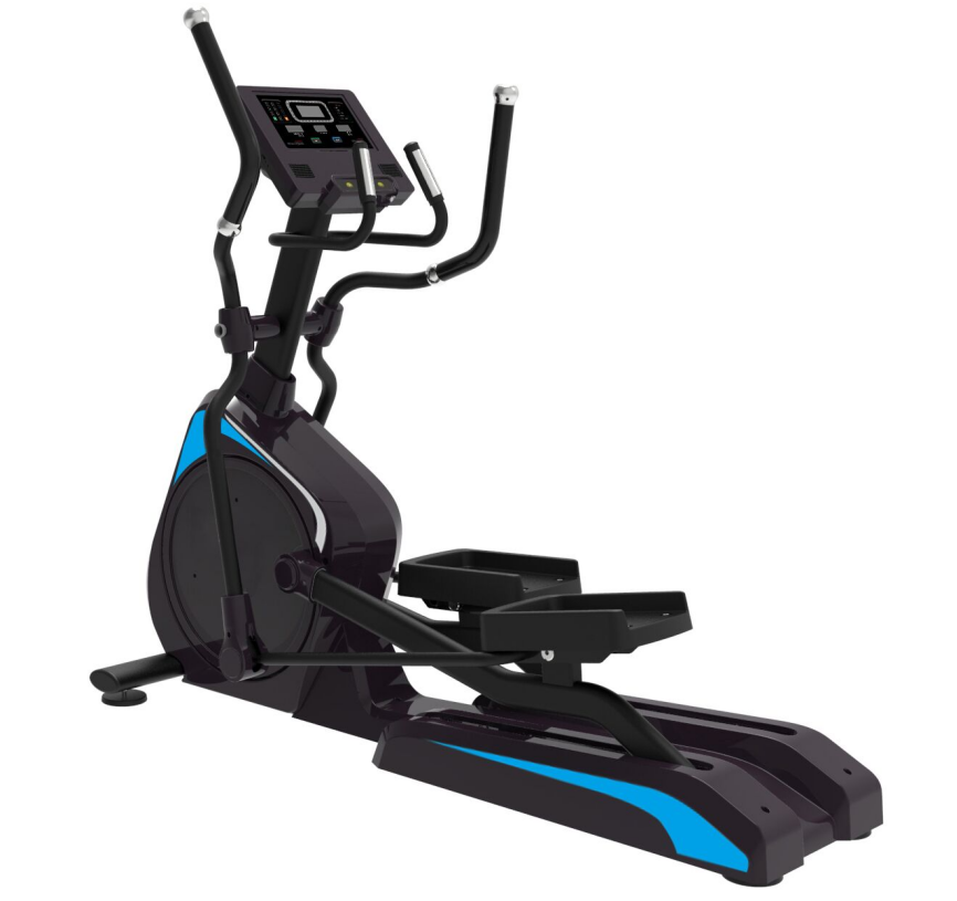Commercial /gym use Tianzhan Elliptical with keyboard