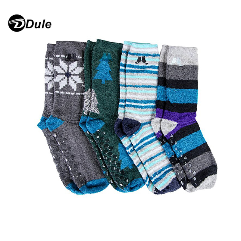 DL-II-1434 cozy socks coral fleece socks plush sock