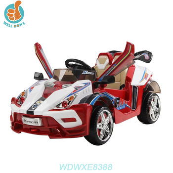 Wdwxe8388 Prefeial Children Electric Car Price Batman Toy Musical For Baby Kids