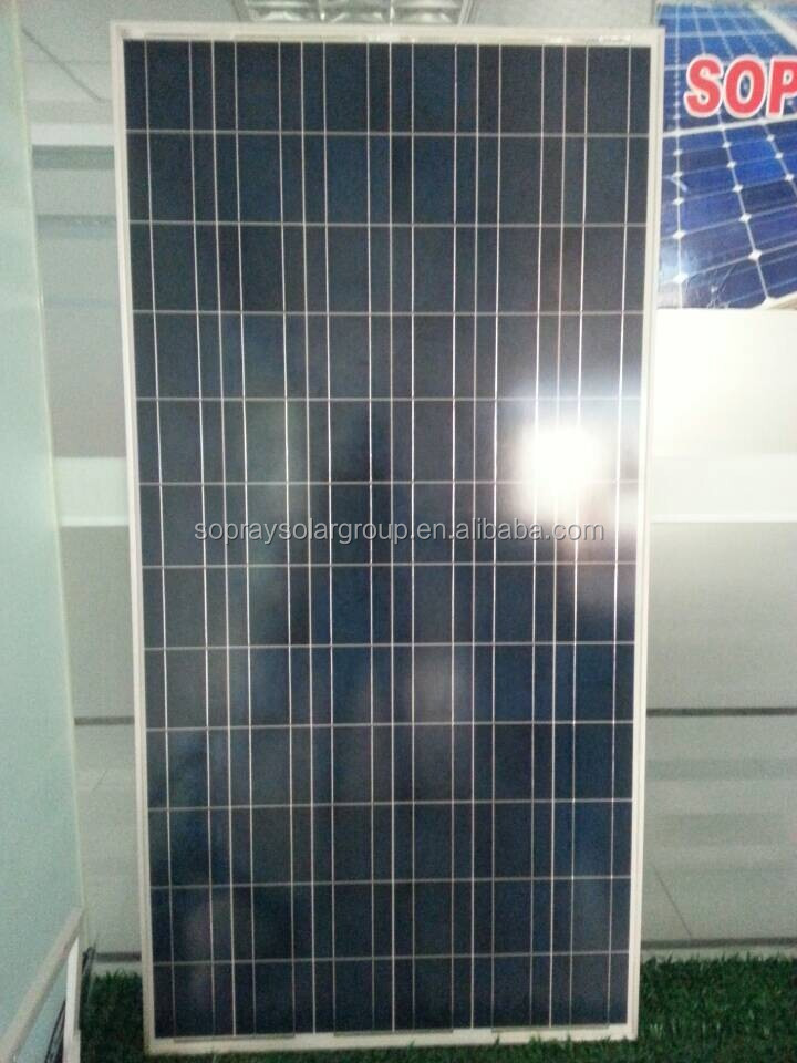 china cell Monocrystalline/Polycrystalline solar panel 300 watt