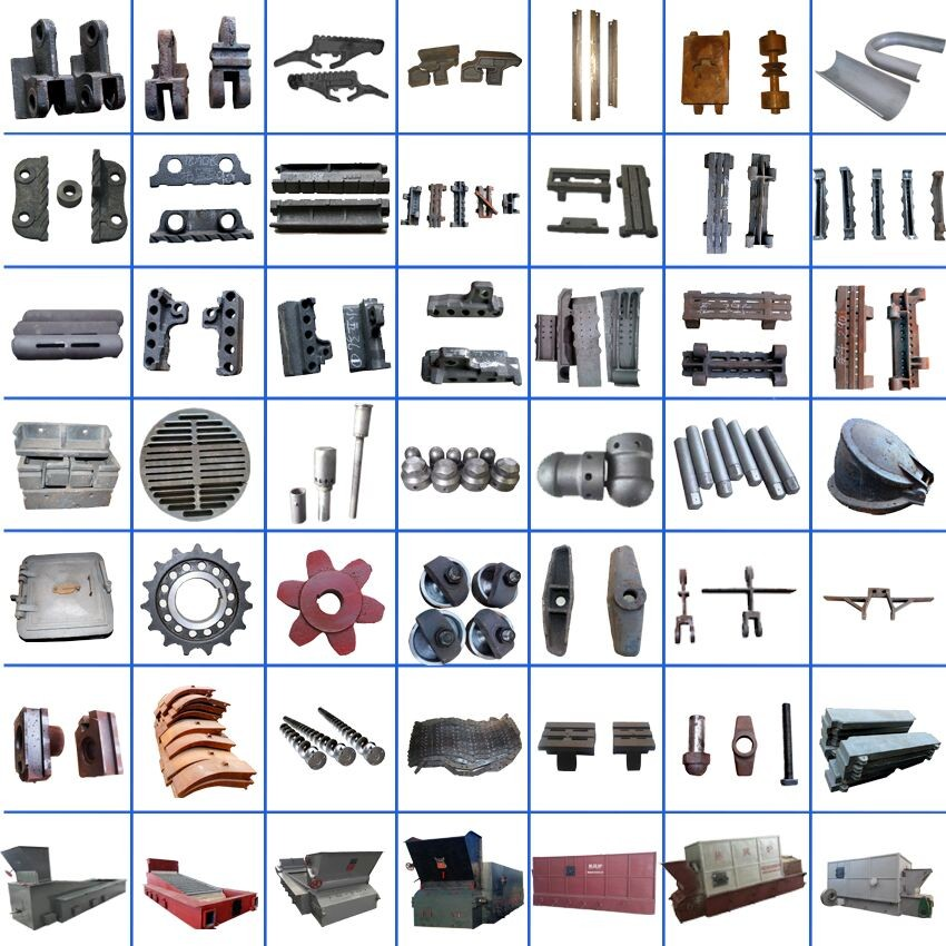 Indonesia marketing crossgirder grate bar boiler spare parts chain grate stoker