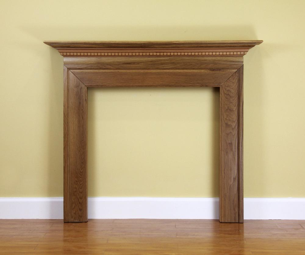 Provincial Oak Fireplace Mantels Wooden Surround Fire Frame Buy