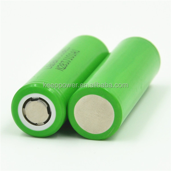 18650 3500 Mah - Li-ion Battery 3.7v 3500mah Inr18650mj1 3.6v For ...