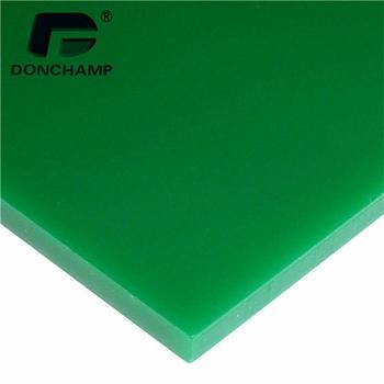 Anti Static Unbreakable Green Colored Plexi Glass Pmma