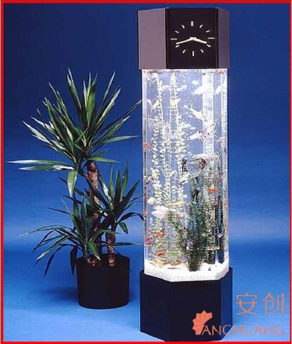 aquarium colonne tanks commercial r servoirs de poissons r servoirs de poissons accessoires id. Black Bedroom Furniture Sets. Home Design Ideas