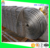 Stainless Copper Carbon Steel U Bending Tube Bending Pipe