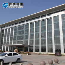 Good quality high-rise steel frame building/office building