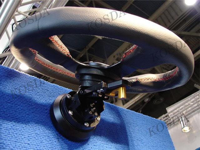 New Flip Up Steering Wheel Release System Buy Steering