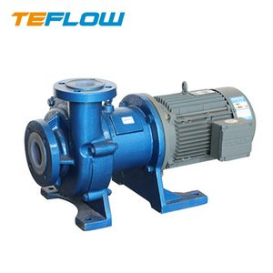 Acid resistant Non metallic pump for chemical liquid circulation