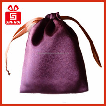 Best selling coach bags mini gift pouch beautiful satin bag