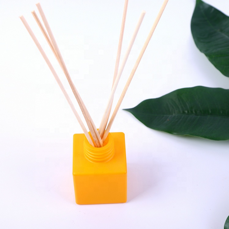Luxe aroma reed diffuser voor gift set