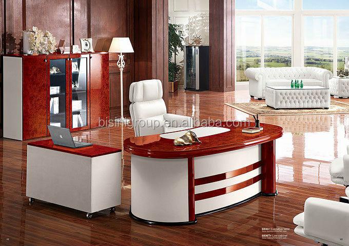 Scrivania In Legno Bianco : Victor scrivania di design in metallo e legno dotata di
