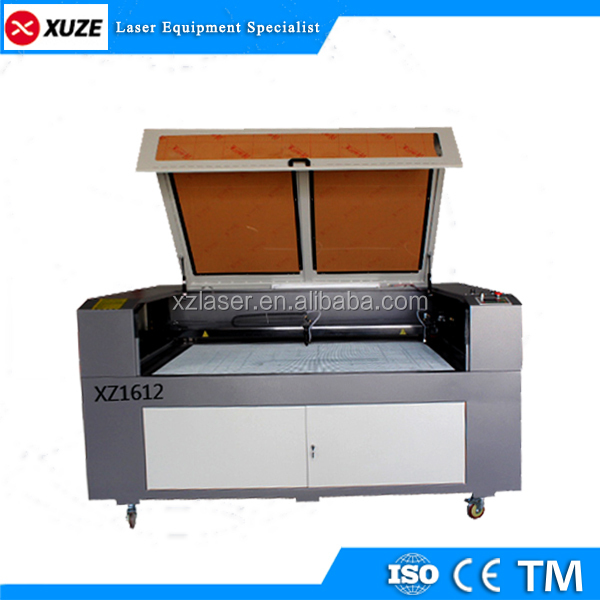 co2 laser beam cutting/laser cutter machine good quality