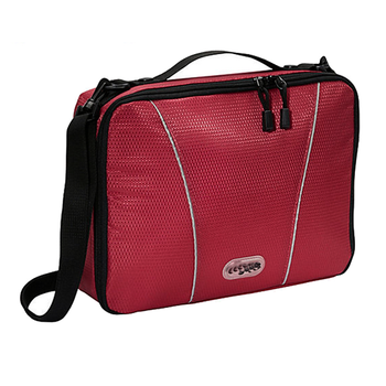 c0f53afbf Portable slim cooler Lunch Box Shoulder Bag Insulated with aluminum foil