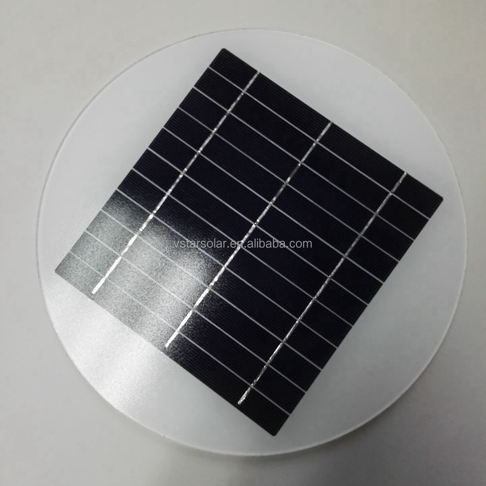 Portable solar panel pv module 10w 6v solar panel for small solar systems