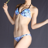 OEM factory panther clothing (Trade Assurance)bikini top,Brazilian bikini bottom,Crochet swimwear for women