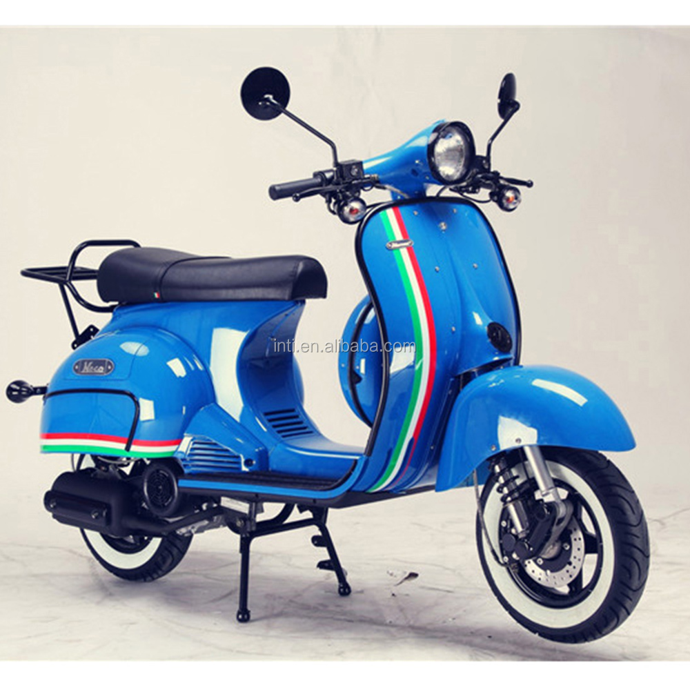 cheap vespa style 125cc 150cc gas scooter motorcycle price