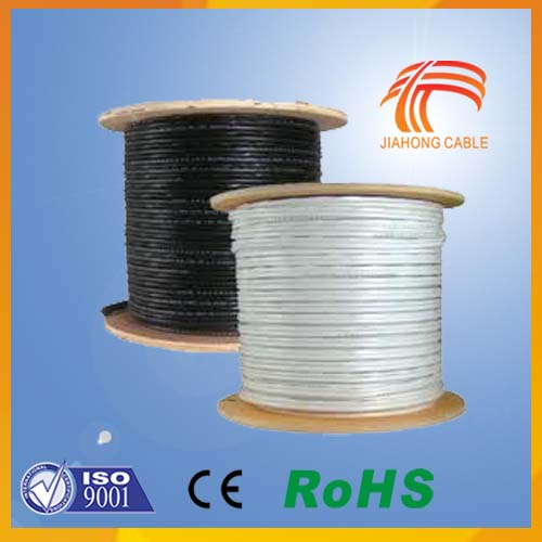 12 Years Manufacturer Newlife Cable RG6 With Lan Cable Utp Cat5e 100M 305M Roll