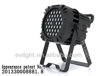 dj equipment factory 36pcs rgb tri 3 in 1 high power LED indoor par light