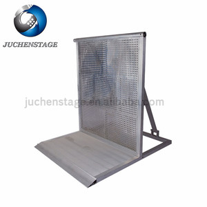 High Quality Guangzhou Barrier Gate/Weed Barrier/Aluminum 6061-T6/6082-T6 Crowd Control Barrier