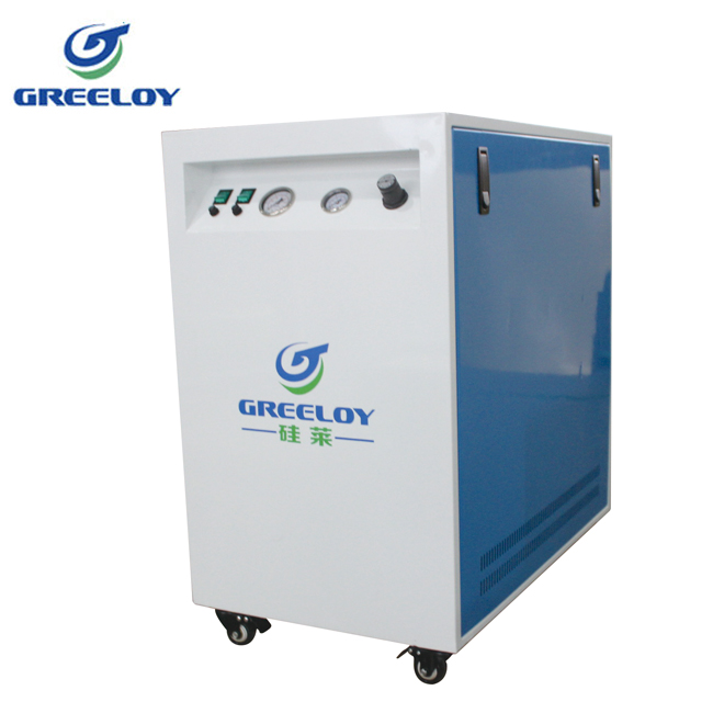 reasonable price Preserved food processing air compressor with dryer