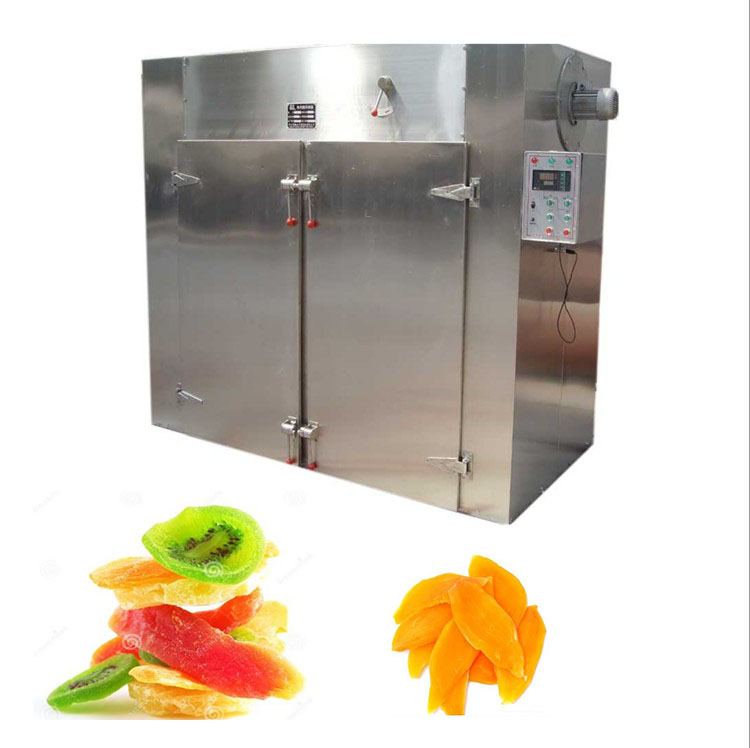 Large processing factory using small fruit drying equipment / machine for dehydrating fruits