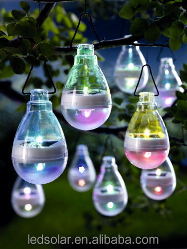 Decorative Solar Garden Lights The Gardening