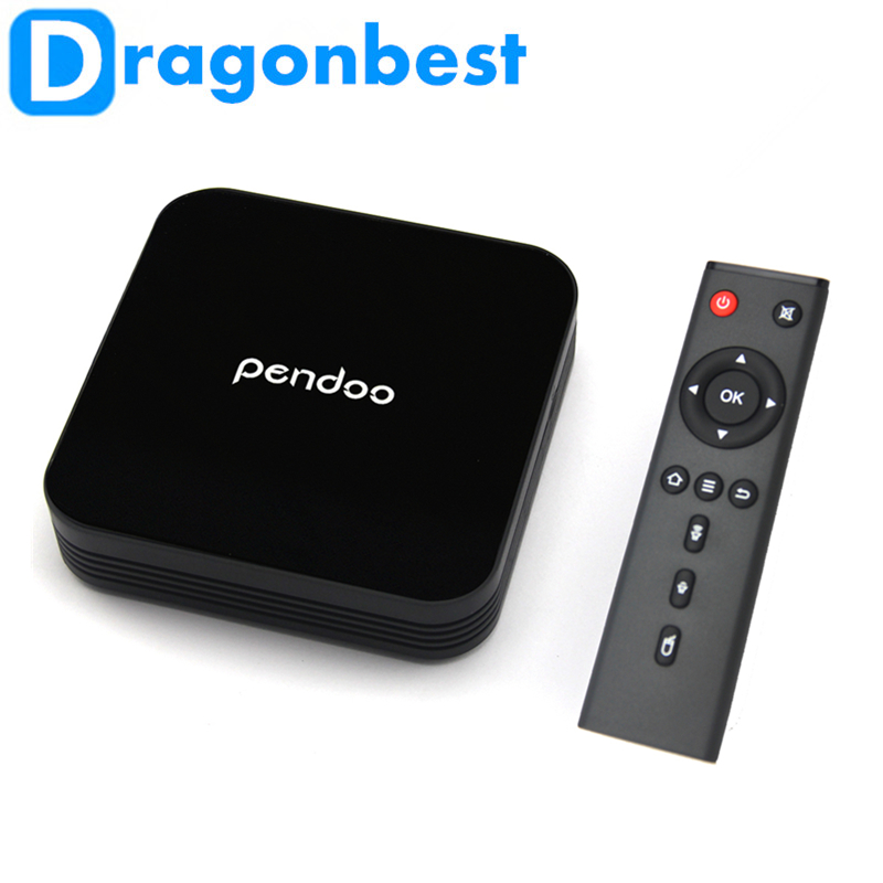 ott smart quad core amlogic android 7.1 quad core android Pendoo x8 mini TV Box media payer 1G 8G with CE certificate