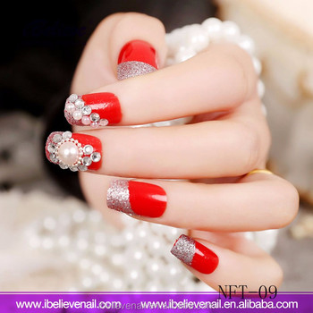christmas new year hot selling false fingernails korea artificial pearl abs manicure nails tips buy korea nails tips pearl manicure nail tips false abs artificial fingernails product on alibaba com nails tips pearl manicure nail tips