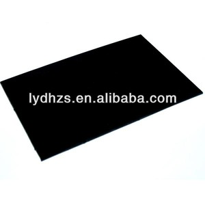 high gloss extruded black acrylic sheet