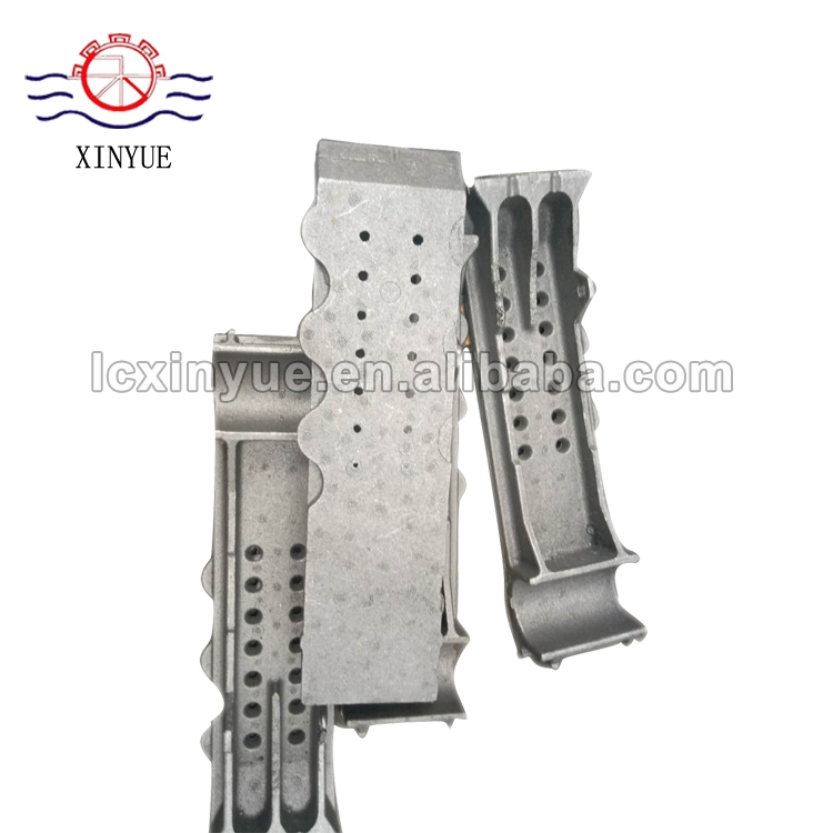 boiler machine spare parts Flake type reciprocating step grate