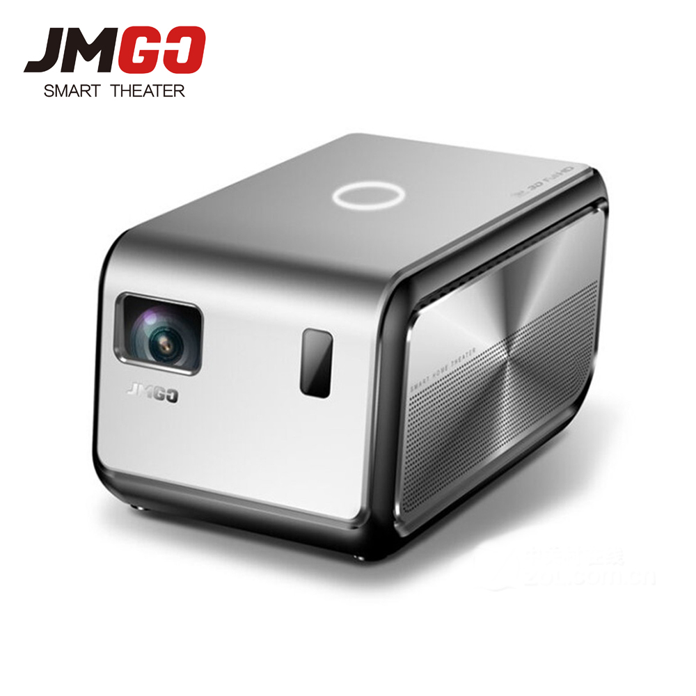 2017 JmGO J6 1080p FHD Smart DLP <strong>Projector</strong> with 1000 ANSI Lumens HDMI 3D Bluetooth Led Android <strong>Projector</strong> for Home/Office