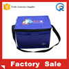 Customized small size thermal insulated 6 cans wine cooler bag/cans wine cooler bag