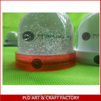 Resin Craft Snow Globe,Plastic Snow Globe,Photo Frame Snow Globe ...