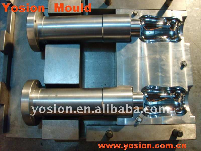 aluminum extrusion Blowing mold for automatic botlle blowing machine