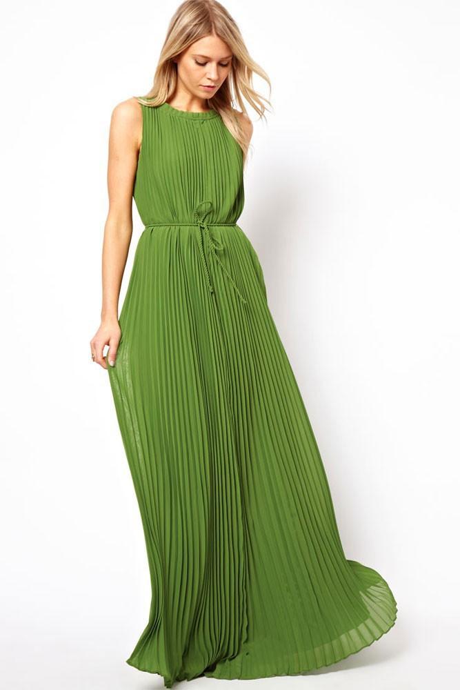 Get Quotations · New Cap Sleeve Ruffled Evening Dresses Emerald Green Prom  Dresses A-line Floor Length Cheap d19f3652a99d