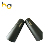 Best quality  pvc heat shrink capsule for glass bottles in Black colour