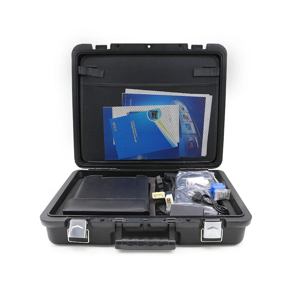 100% Original FCAR F3 G Scanner de Diesel e Gasolina para Ambos Os Carros e Caminhões Ferramenta de Diagnóstico Profissional