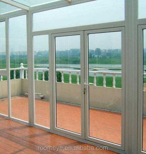 Hurricane Impact Double Glazed Water-tight/Sound-proof PVC Glass Door(PCD & pvc impact door-Source quality pvc impact door from Global pvc ... pezcame.com