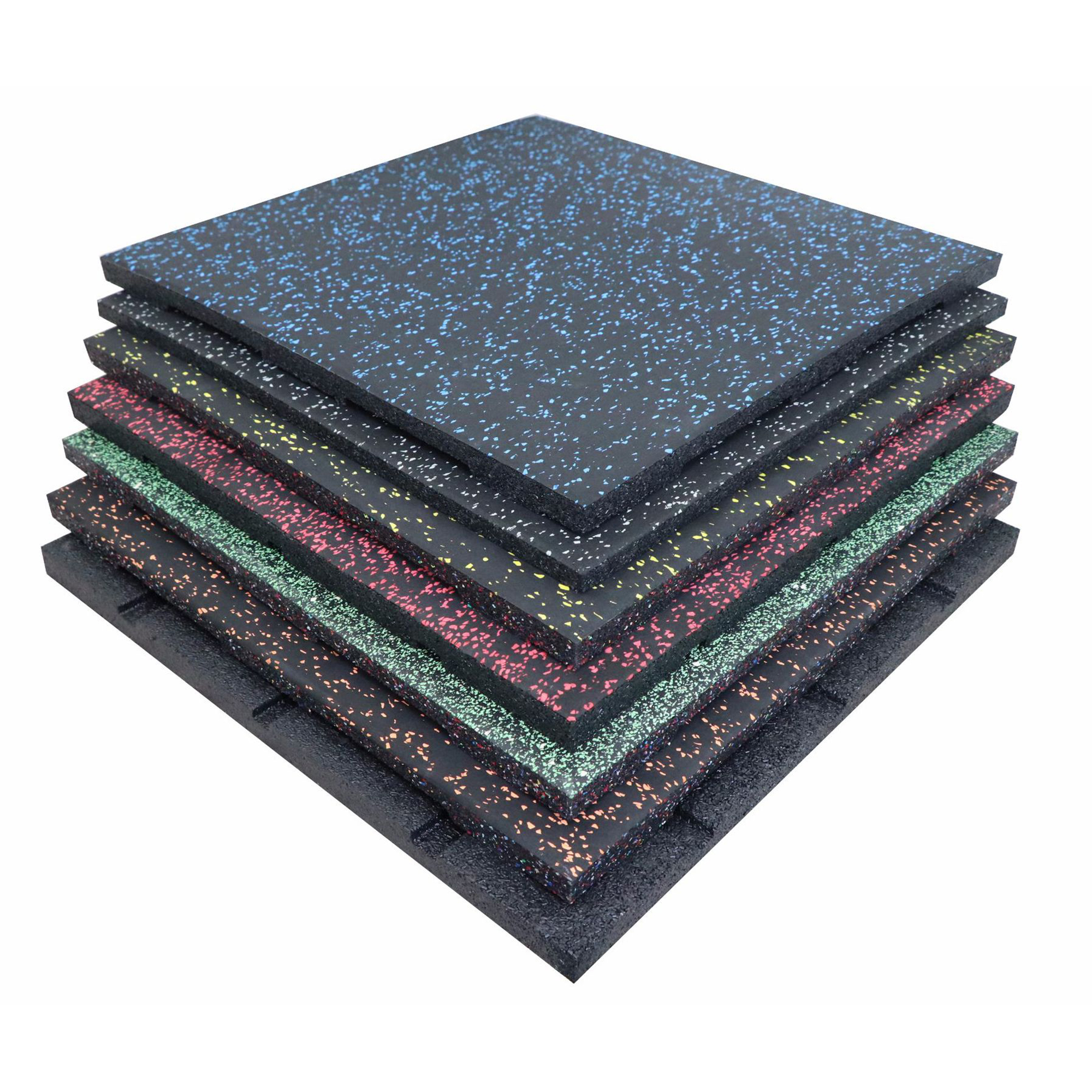 Non Toxic Slip Gym Rubber Floor Mat