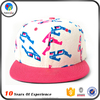 custom design your own printing snapback hat