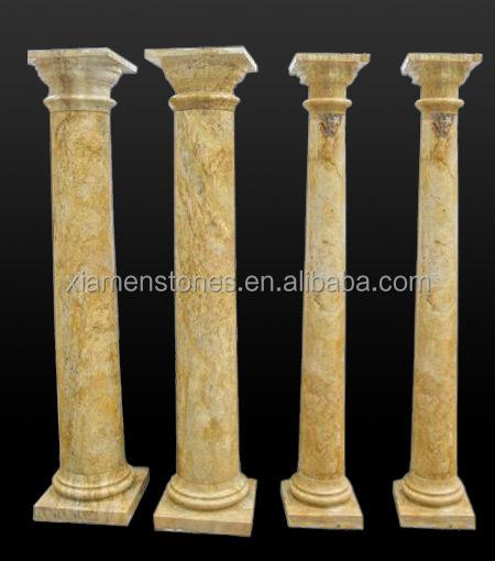 Intagliato colonna di marmo e granito pietra pilastro id prodotto ...