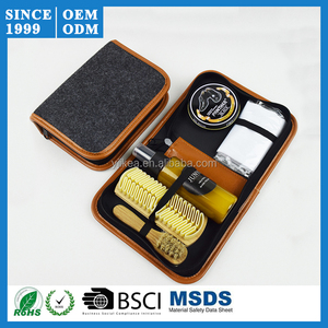 Promotional Shoe Cleaner for Leather Suede Shoe Care Kit
