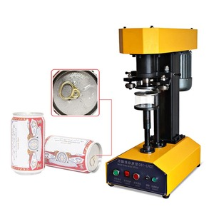 TDFJ-160 high quality can sealing machine/can sealer/can seamer