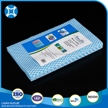 China supplier easy use nature cellulose antibacterial sponge cloth in kitchen