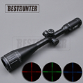 KANDAR 4 16X50 AOE Hunting Riflescope Shotgun Sight Tactical Optical Gear Rangefinder Rifle Scope Airsoftsports With